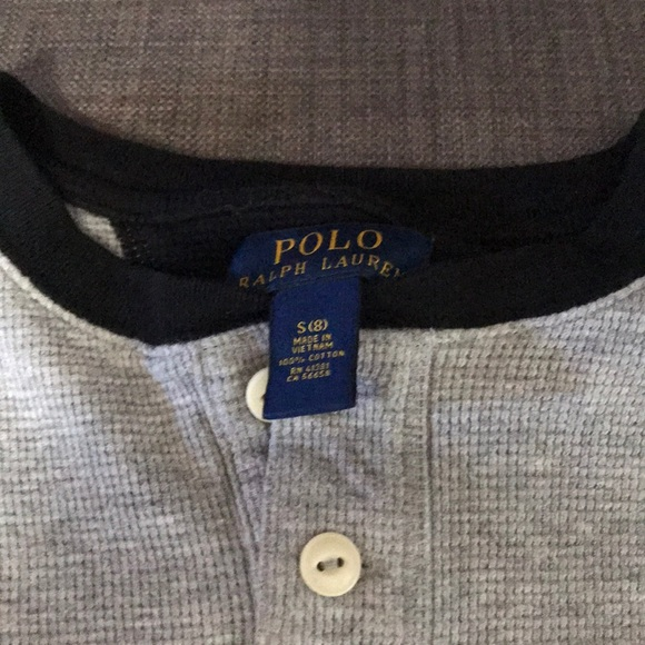Polo by Ralph Lauren Other - Long sleeve Polo Henley
